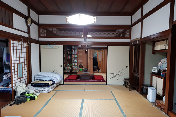 日本鄉下民宿
