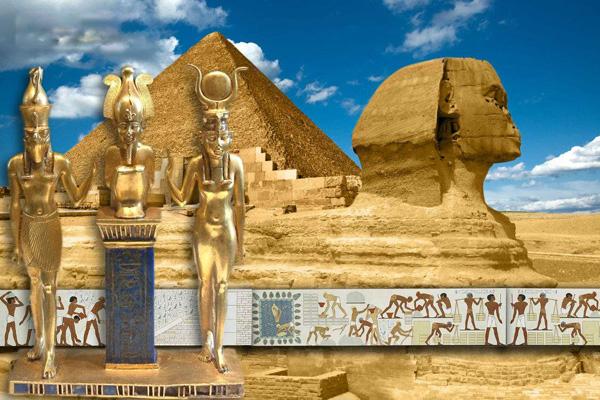 埃及古文明 600X400