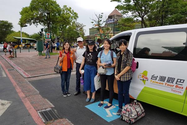 台灣觀巴-恒新旅行社